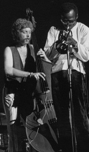 Dave Holland with Miles