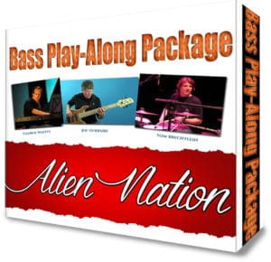alien nation bass