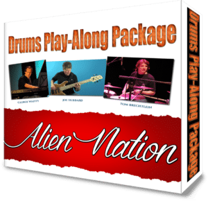 alien nation drum